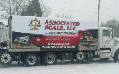 How does winter weather affect your truck scale